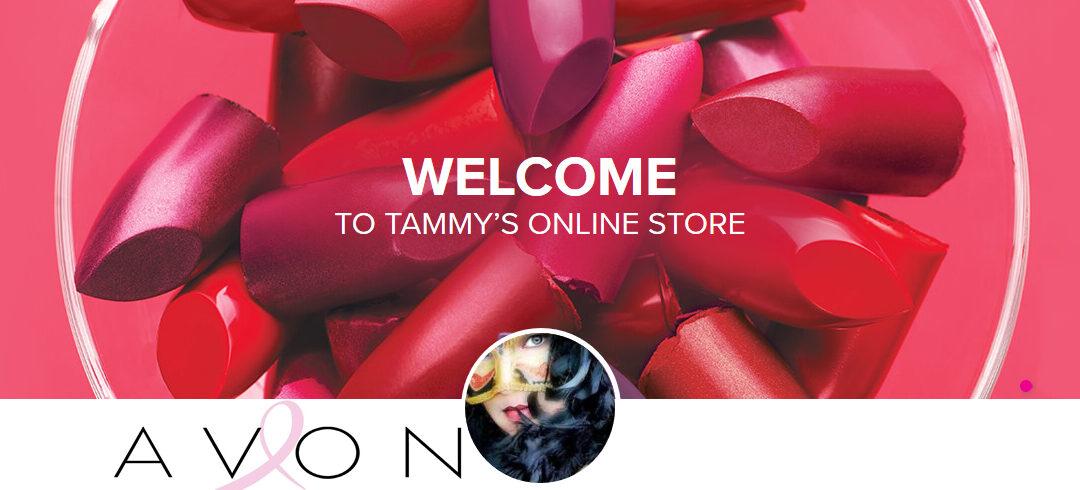 Tammy Sagastume Avon Store